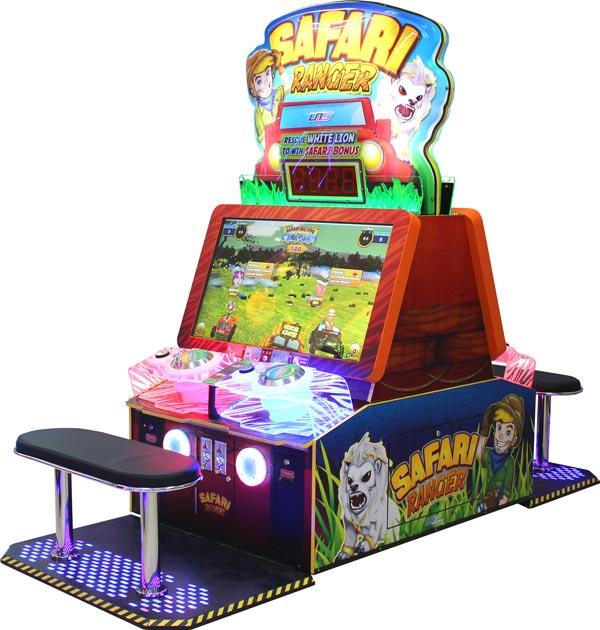 Safari Ranger 4 player