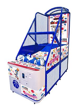 Sonic Basket ball machine