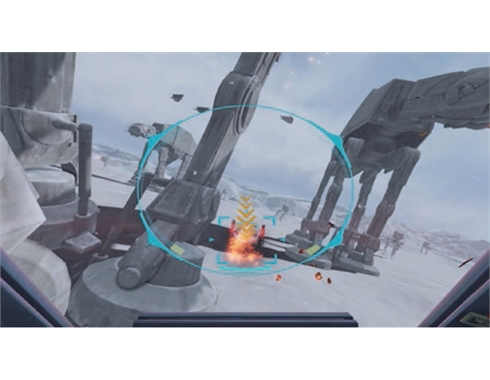 star wars arcade screenshot