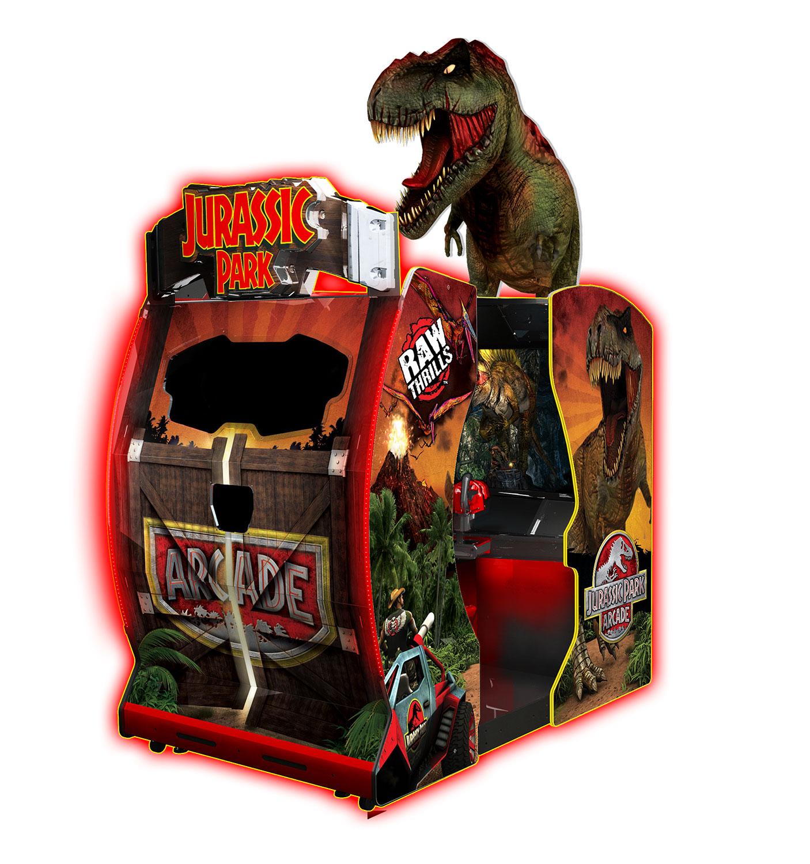 jurassic park simulator arcade