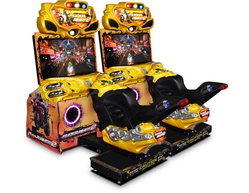 superbikes 2 arcade game