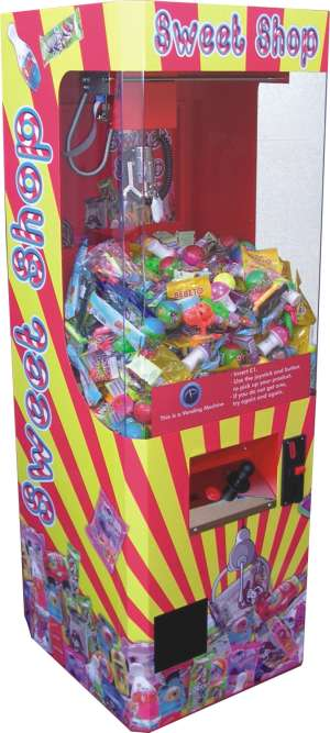 sweet shop vending